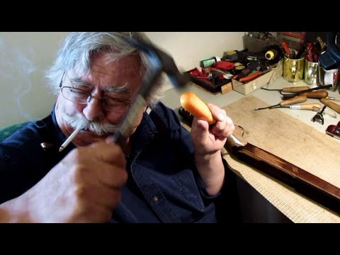 How NOT To Carve A Gun Stock!   Rex Reviews