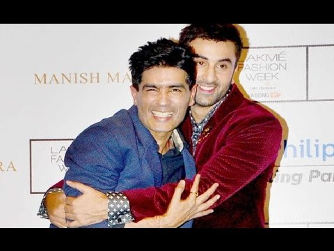 Lakme Fashion Show 2015 - Manish Malhotra & Ranbir Kapoor Walk Together!