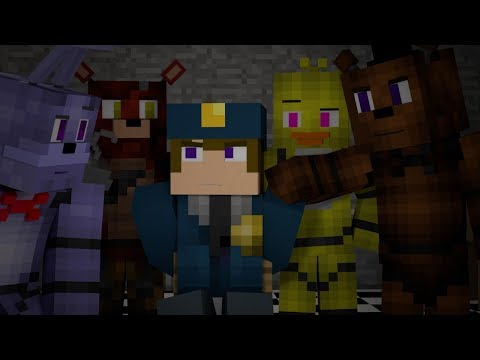 """""""No More""""   FNAF Minecraft Music Video   3A Display (Song by NateWantsToBattle)"""