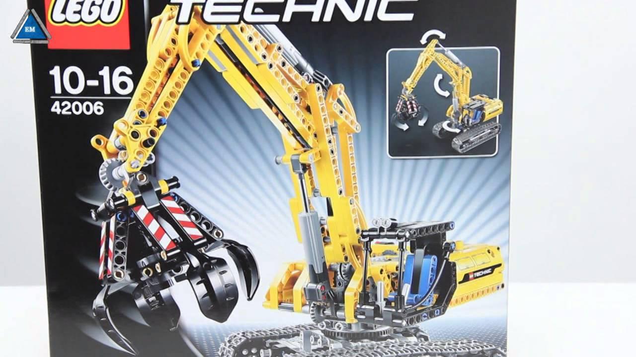 Лего Техник 42066 Сверхзвуковой Истребитель – Обзор / Lego Technic .