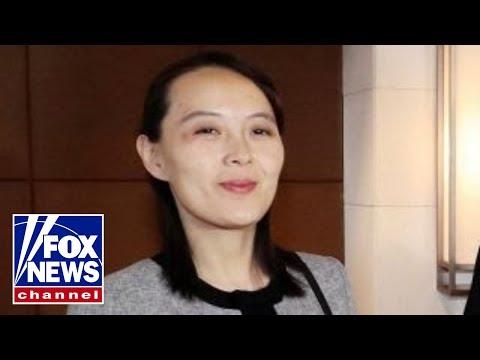 Media glamorize Kim Jong Un\'s sister
