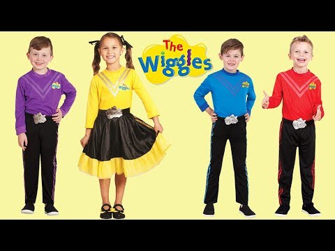 GREG SAM EMMA JEFF LOCHY MURRAY SIMON AND ANTHONY FROM THE WIGGLES from YouTube · Duration:  37 seconds