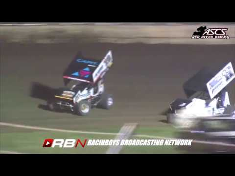 ASCS RED RIVER VS. NCRA HIGHLIGHTS FROM HUMBOLDT SPEEDWAY 7.13.18