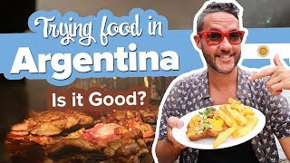 Argentinian Food Feast