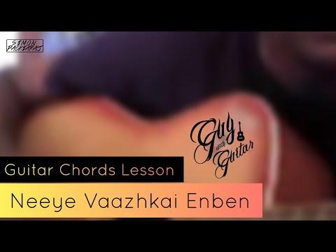 neeye vaazhkai  from pugazh film  guitar lesson  arjit singh's debut tamil album by simon