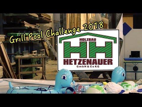 Holzbau Hetzenauer - Grill Pool Challenge 2018