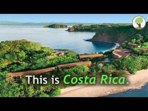 Costa Rica Powered By Renewable Energy!!