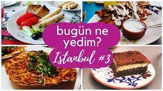 İstanbul'da Muhteşem Vegan Tatlar | Moda'da Ne Yedik?
