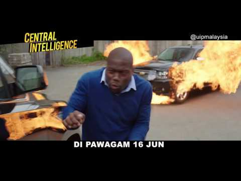 CENTRAL INTELLIGENCE BOLD I IN CINEMAS 16 JUNE