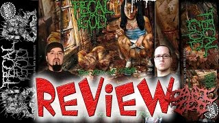 Review - Fecal God - Thee Flesh We Mutilate - Morbid Generation Records - Dani Zed