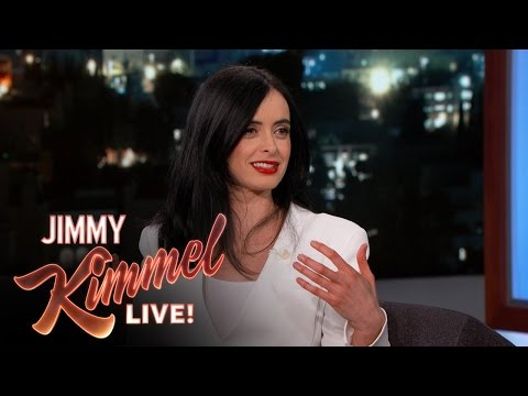 Krysten Ritter Explains Jessica Jones' Powers