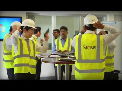 Hyundai MOBIS (MENA) - Corporate Video - Evans Media