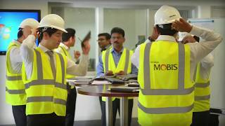 Hyundai MOBIS (MENA) - Corporate Video - Evans Media