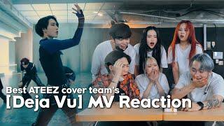 에이티즈 커버댄스팀이 보는 ATEEZ(에이티즈) - Deja Vu 뮤비 리액션 ! Best ATEEZ cover team's 'Deja Vu' music video reaction