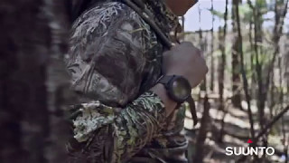Suunto Traverse Alpha – GPS Watch for Fishing, Hunting