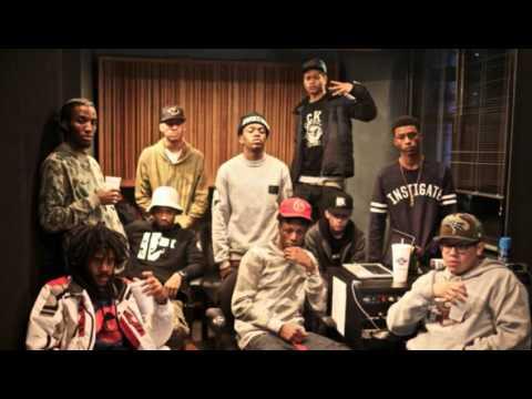 Capital STEEZ & Joey Bada$$ - WNYU Interview #1 - RARE -