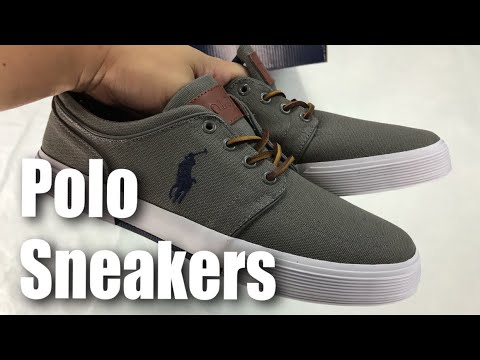 polo ralph lauren shoes for men faxon low 8d report youtube play