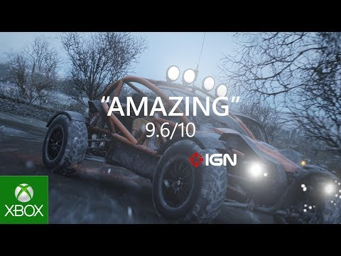 Play Forza Horizon 4 with Xbox Game Pass thumbnail