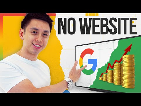 Make Money from Google with NO WEBSITE? [Affiliate Marketing 2021 Hack]
