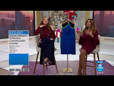 HSN | Wendy Williams Favorite Gifts 12.02.2017 - 03 PM