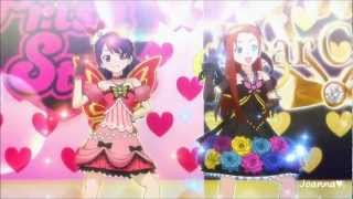 (HD) Pretty Rhythm Dear My Future - Hye In & Mia - Life is just a Miracle! (episode 46)