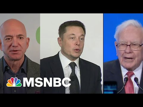How The Richest Americans Pay Little Or No Income Tax   MSNBC