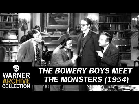 Bowery Boys Meets the Monsters (Preview Clip)