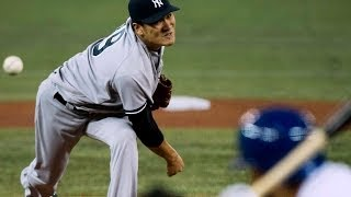 Top 5 nastiest pitches on the New York Yankees