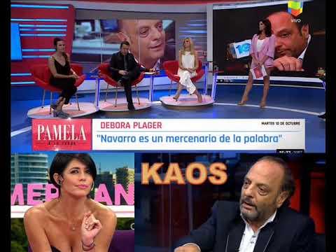 """Baby Etchecopar responde al informe de Pamela David: """"Pamela no defiendas a las trolas"""""""
