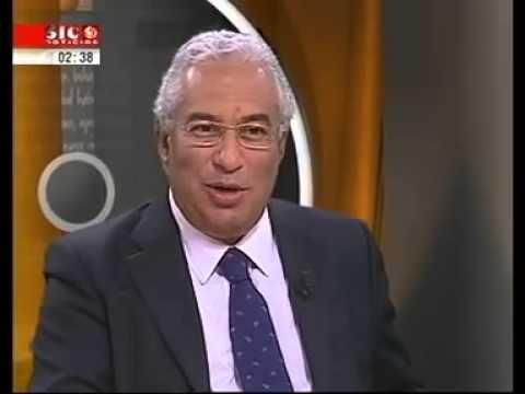 António Costa sobre Pedro Santana Lopes na Quadratura do Círculo - 27.02.2014