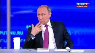 Путин ответил Порошенко на 'немытую Россию'