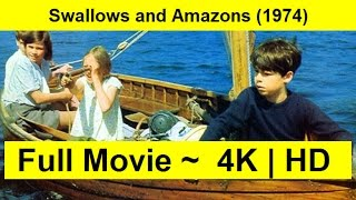 Swallows-and-Amazons--1974- Full-Length