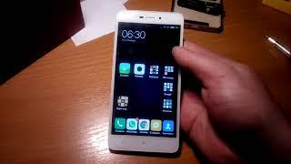 Емес, Xiaomi Redmi 4A