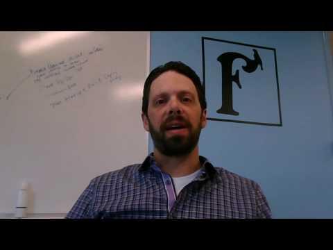 Welcome Matt Glazer - Cloud Sales Manager