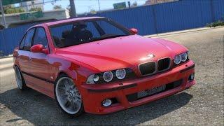 GTA 5 Mods : BMW M5 E39-Обзор и тест драйв!(Музыка из видео https://www.youtube.com/channel/UC1XoTfl_ctHKoEbe64yUC_g -Моя страница в контакте:http://vk.com/id140167936 -Официальная ..., 2015-11-05T14:24:01.000Z)