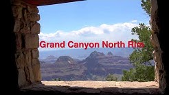 What's the North Rim of the Grand Canyon like? 4k Sony FDR-AX53