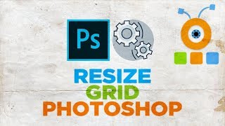 How to Resize Grid in Photoshop | How to Change Grid Size in Photoshop