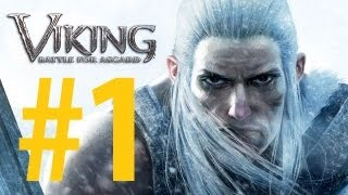 Viking: Battle For Asgard - Playthrough Part 1 - Ancient Ruins [No commentary] [HD PC]