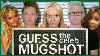 Top That! | Guess The Celeb Mugshot! | Lightning Round