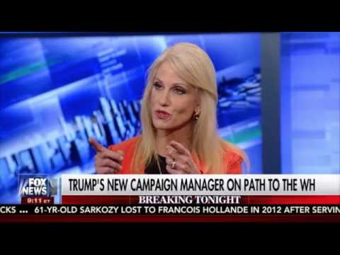 Trump's Campaign Manager Went From He Doesn't Throw Personal Insults to Only When He is Attacked