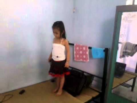 nhạc hàn quốc, 3 tuổi nhảy nhac tara cực dẽ thương