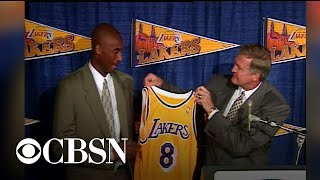 """I felt like I lost a son"": Former Lakers General manager Jerry West on Kobe Bryant's death"