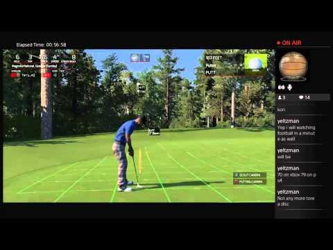 Talking Golf - 1 / 2