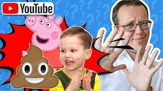 Как не надо продвигать детский контент
