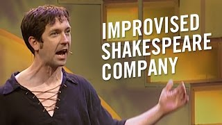 Improvised Shakespeare Company Stand Up - 2009