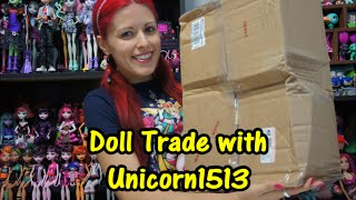 Doll Trade with Unicorn1513