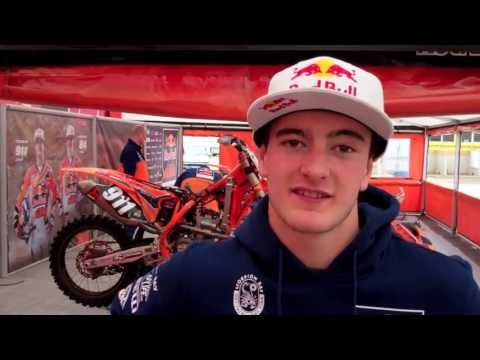 Getting to know Jeffrey Herlings