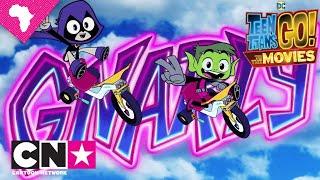 Video Teen Titans Go! to the Movies | Sneak Peek: Time-cycles Sick Tricks | Cartoon Network Africa download MP3, 3GP, MP4, WEBM, AVI, FLV Agustus 2018