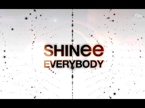 SHINee 샤이니_Everybody _ [MP3/DOWNLOAD-LINK]