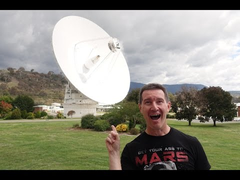 Canberra Deep Space Communications Complex Visitor Centre